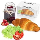 8 croissant sabor neutro proteico Line@diet   sin azcar   Un croissant de 50...