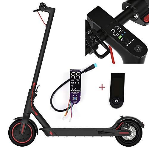 Blusea Dashboard-printplaat met schermafdekking voor Xiaomi M365 M365 Pro Smart opvouwbare elektrische scooter