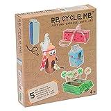 Re Cycle Me defg1040–Manualidades Diversión para 5Modelos