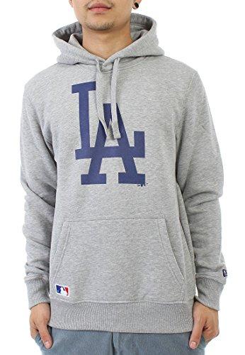 New Era Hoody - MLB Los Angeles Dodgers Gris