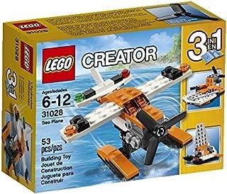 Best lego creator 3 in 1 seaplane Reviews