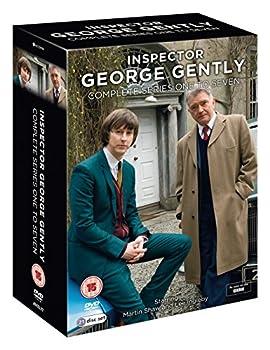 Inspector George Gently  Complete Series 1-7  - 21-DVD Box Set   Inspector George Gently - Complete Series One thru Seven  23 Episodes    [ NON-USA FORMAT PAL Reg.0 Import - United Kingdom ]