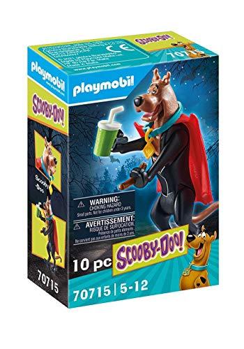 Playmobil - SCOOBY-DOO! Scooby vampiro Figurina con accessori, Multicolore, 5+ Anni, 70715