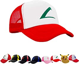 Hat Brand new cotton Brandnew Pokemon Pikachu boys kids girls Cap