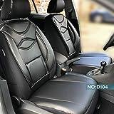 Maß Sitzbezüge kompatibel mit Mercedes C-Klasse W205/S205 Fahrer & Beifahrer ab FB:D104