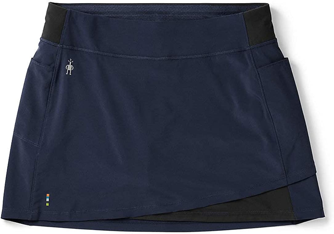 Smartwool Merino Sport Lined Skirt Max 46% OFF Deep Navy store LG