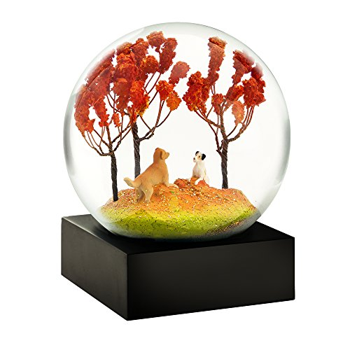 CoolSnowGlobes Autumn Pals Cool Snow Globe