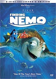 Disney Pixar Finding Nemo | 2-Disc Edition | DVD | Arabic & English