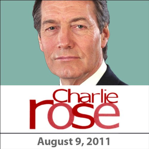 Charlie Rose: George Will, August 9, 2011 audiobook cover art