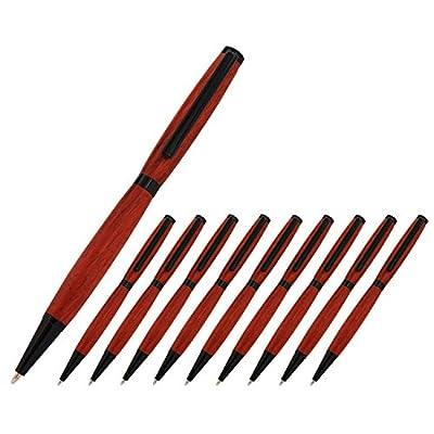 Legacy Woodturning, Slimline Pen Kit, Pack of 10 from Legacy Woodturning