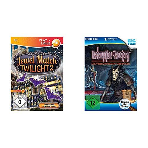 Jewel Match: Twilight 2 & Redemption Cemetery: Die Verkörperung des Bösen