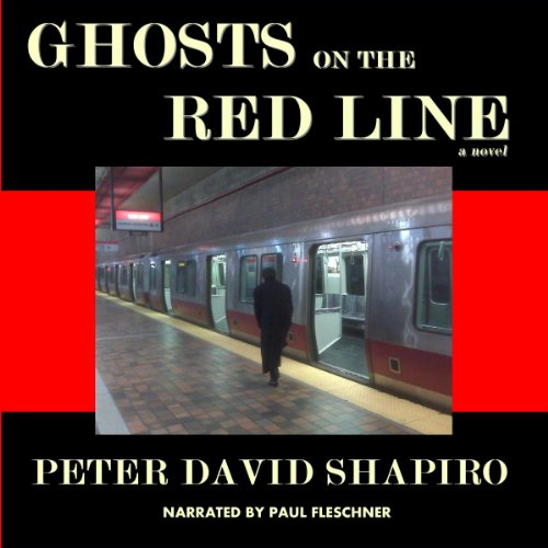 『Ghosts on the Red Line』のカバーアート