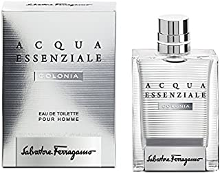 Salvatore Ferragamo Acqua Essenziale Colonia for Men Eau de Toilette 100ml