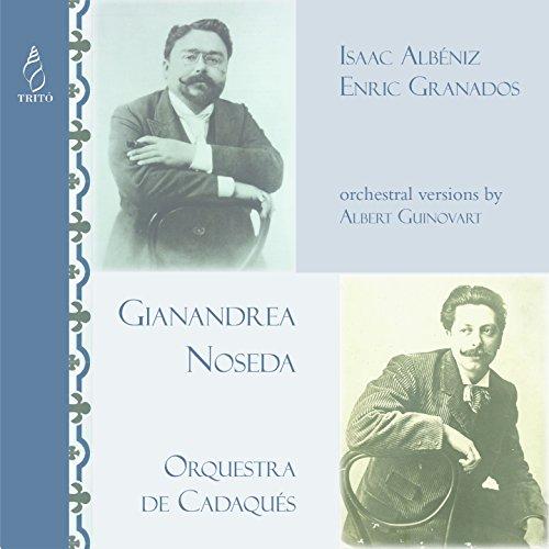 Isaac Albéniz & Enrique Granados (Arr. for Voice and Orchestra by Albert Guinovart)