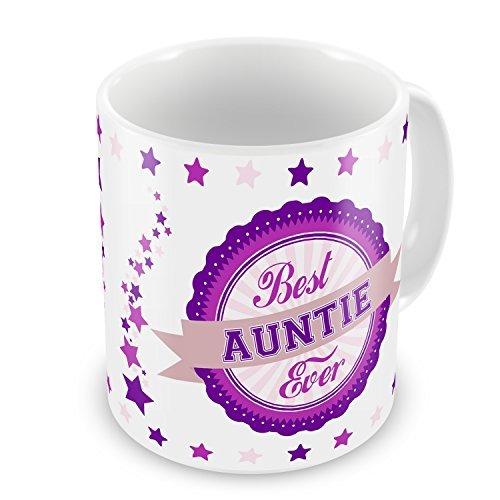 Thee mok, Beste Tante Ooit Novelty Gift Mok 11oz