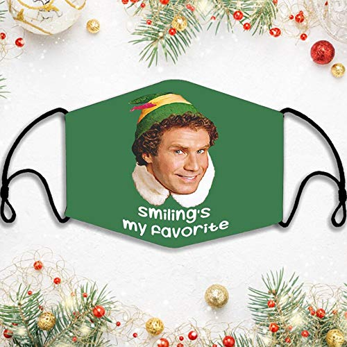 Dongfalong Buddy The Elf, Smiling's My Favourite Mask, Christmas Movie Mask, Elf Movie Mask, Elf Mask