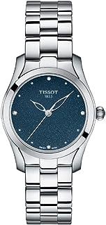 Tissot Analogue Classic Silver Strap Women's Wrist Watches - T112.210.11.046.00