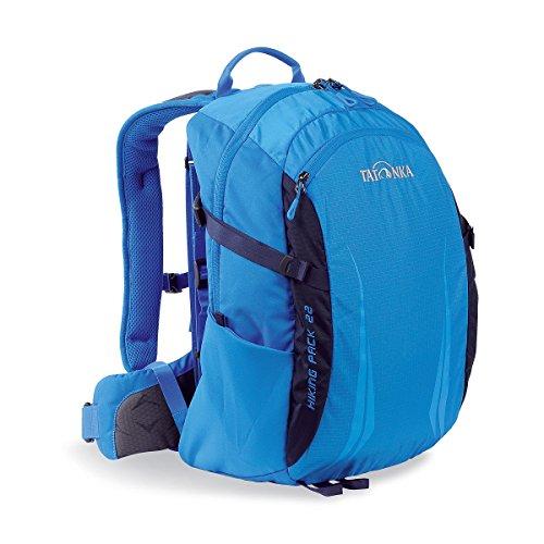 Tatonka Randonnée Pack 22 Sac à Dos, Homme, Hiking Pack 22, Bleu Vif