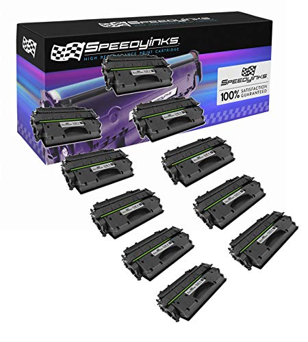 Speedy Inks Compatible Toner Cartridge Replacement for Canon 119 II 3480B001AA High-Yield (Black, 10-Pack)