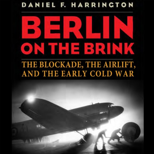 Berlin on the Brink audiobook cover art