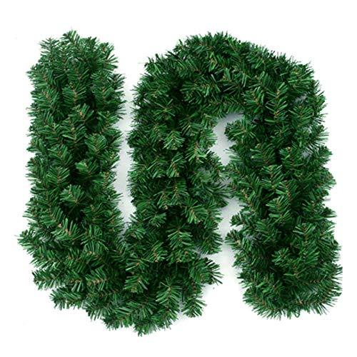 Groust Guirnalda navideña (270 cm), color verde