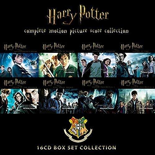 Harry Potter Complete Motion Picture Score Collection (Original Soundtracks)