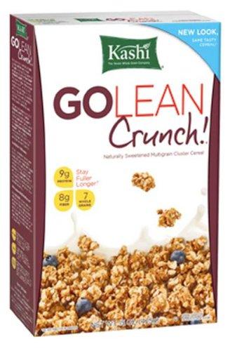Kashi GoLean Crunch High Protein and High Fiber Cereal - 15 oz