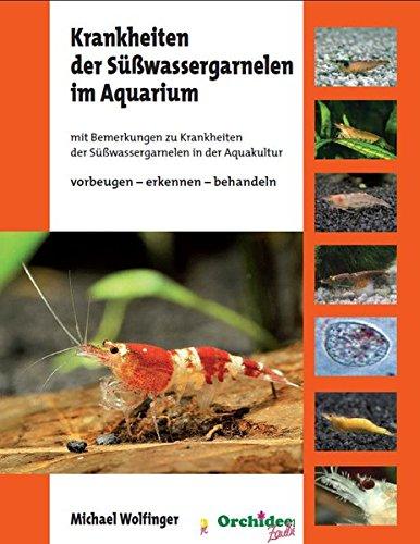 Aqua-Tropica 3000378731 Krankheiten der Süßwassergarnelen im Aquarium: Mit Bemerkungen in der Aquakultur, vorbeugen - erkennen - behandeln