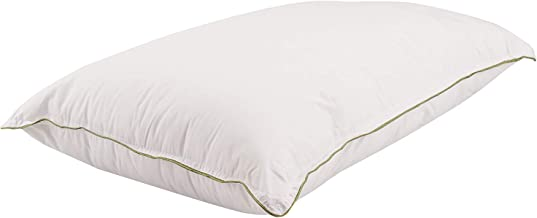 Comfy White Deluxe Nap Pillow 180 Thread Count,White