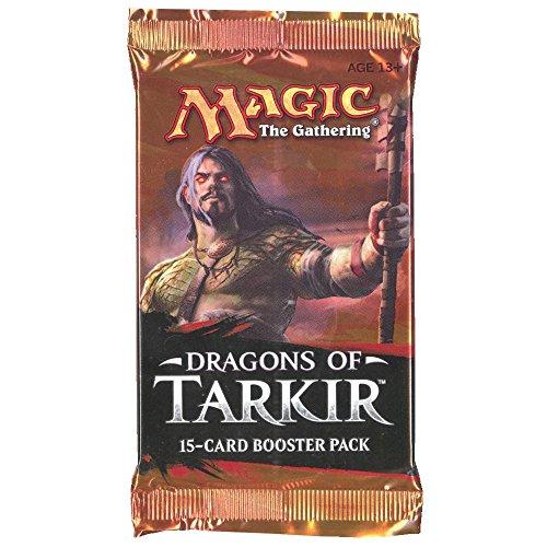 Magic The Gathering - 332488 - Jeu De Cartes - Dragons of Tarkir - Bo D36