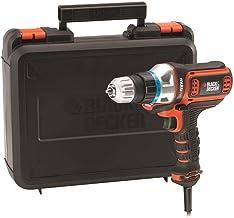 Black+Decker Multievo MT350K Elektrische multifunctioneel gereedschap, instapset (300 W, gereedschapsloze kopwisseling, 10...