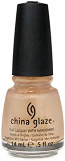 China Glaze Nail Lacquer With Hardeners - 14 Ml, Knotty Anchor - Brown