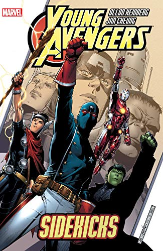 young avengers vol 1 - 4