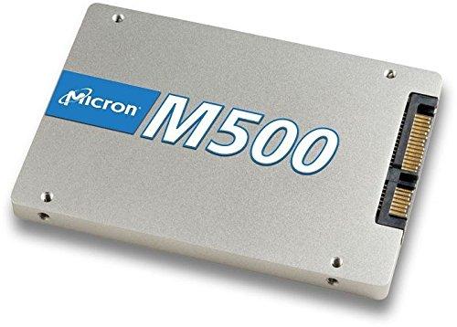 Micron M500 SSD 480GB 2.5 SATA 6Gb/s - MTFDDAK480MAV