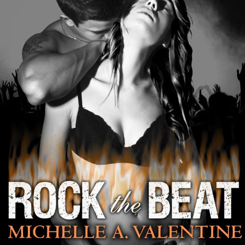 Rock the Beat audiobook cover art