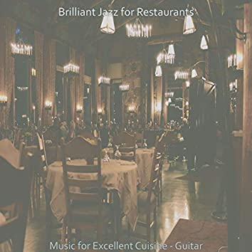 Music for Excellent Cuisine - Guitar
