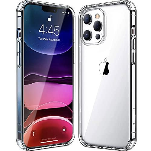 Benjolf iPhone 13 Pro Max Case   2021 iPhone 6.7 inch Case   Anti-Scratch  Shock Absorption   C…