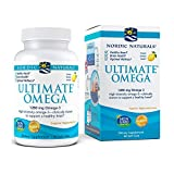 Why Omega-3s; Research shows that the essential fatty acids EPA & DHA in fish oil support heart, brain, eye, & immune health; Omega-3s may also help support a healthy mood Doctor-Recommended Formula; Nordic Naturals Ultimate Omega features high conce...