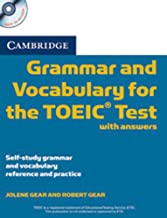 Cambridge Grammar and Vocabulary for the TOEIC Test: Paperback with answers and Audio CDs (2)