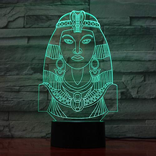 Lampara 3D,Lámpara De Escritorio De Modelado De Ajedrez 3D, Luz Nocturna Led, 7 Colores Que Cambian, Accesorio De Iluminación De Ajedrez De Caballo, Dormitorio, Decoración De Cabecera, Regalos