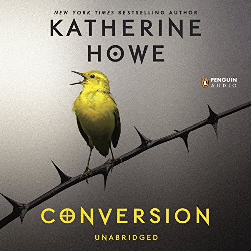 Conversion audiobook cover art