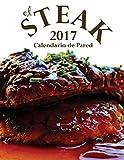 El Steak 2017 Calendario de Pared (Edición España)