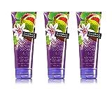 Bath & Body Works Ultra Shea Body Cream in Brown Sugar & Fig (8 oz) (3 Pack)
