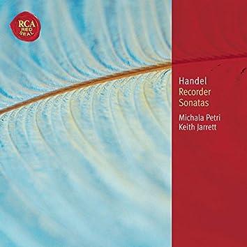Handel: Six Sonatas: Classic Library Series