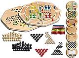 Philos 3096 Holz-Spielesammlung 9