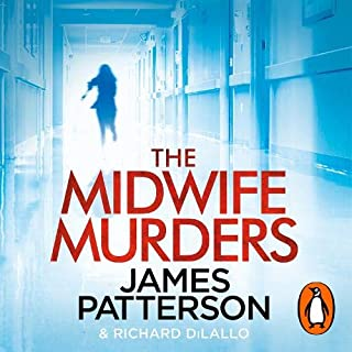The Midwife Murders cover art