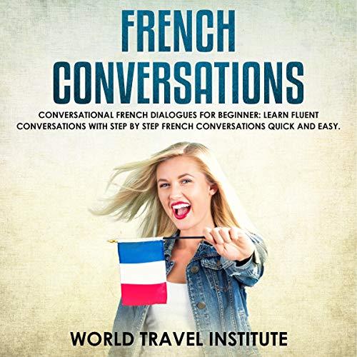 Couverture de French Conversations