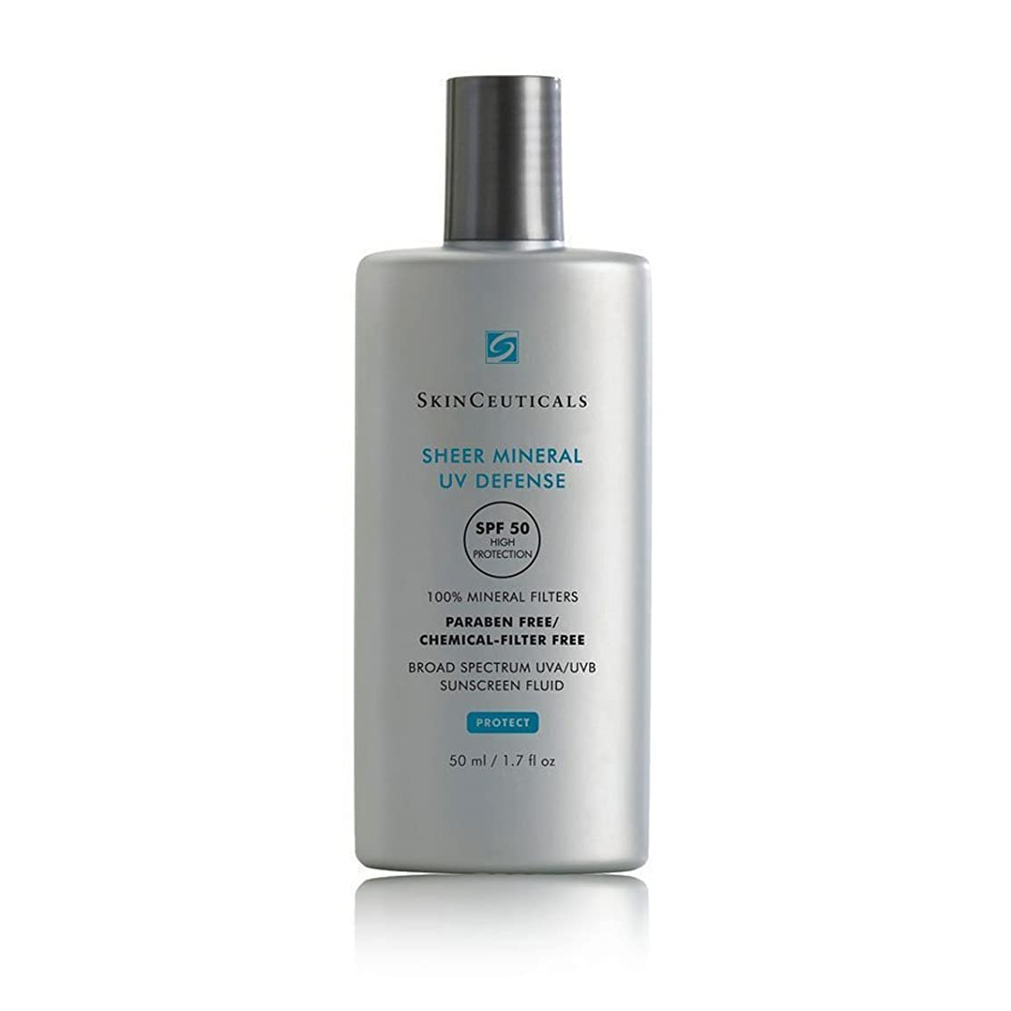 ミニチュアエステート性的Skinceuticals Protect Sheer Mineral Uv Defense Spf50 50ml [並行輸入品]