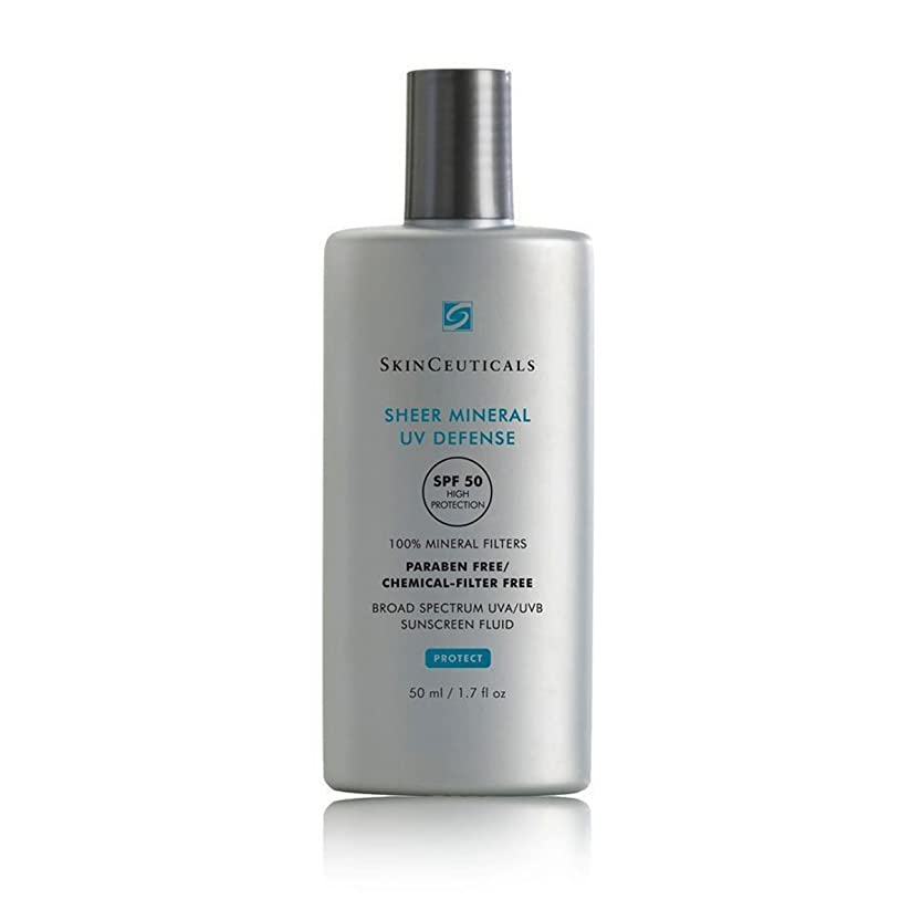 サラダ女王動機付けるSkinceuticals Protect Sheer Mineral Uv Defense Spf50 50ml [並行輸入品]