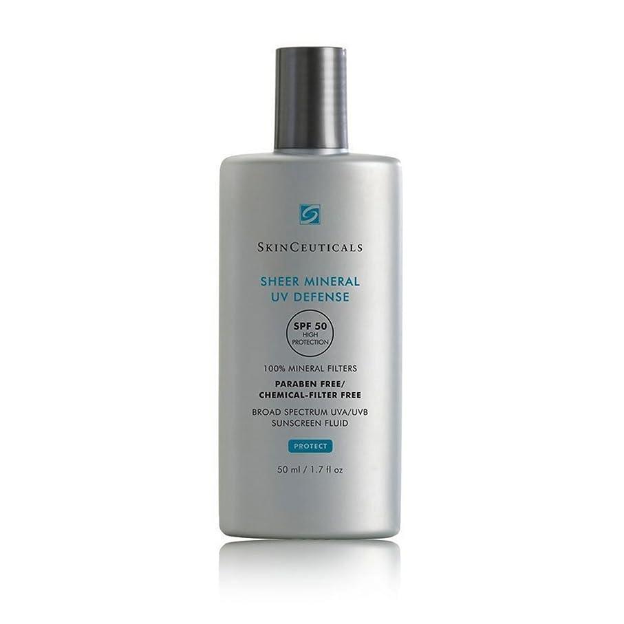 アンデス山脈ベアリング罪悪感Skinceuticals Protect Sheer Mineral Uv Defense Spf50 50ml [並行輸入品]